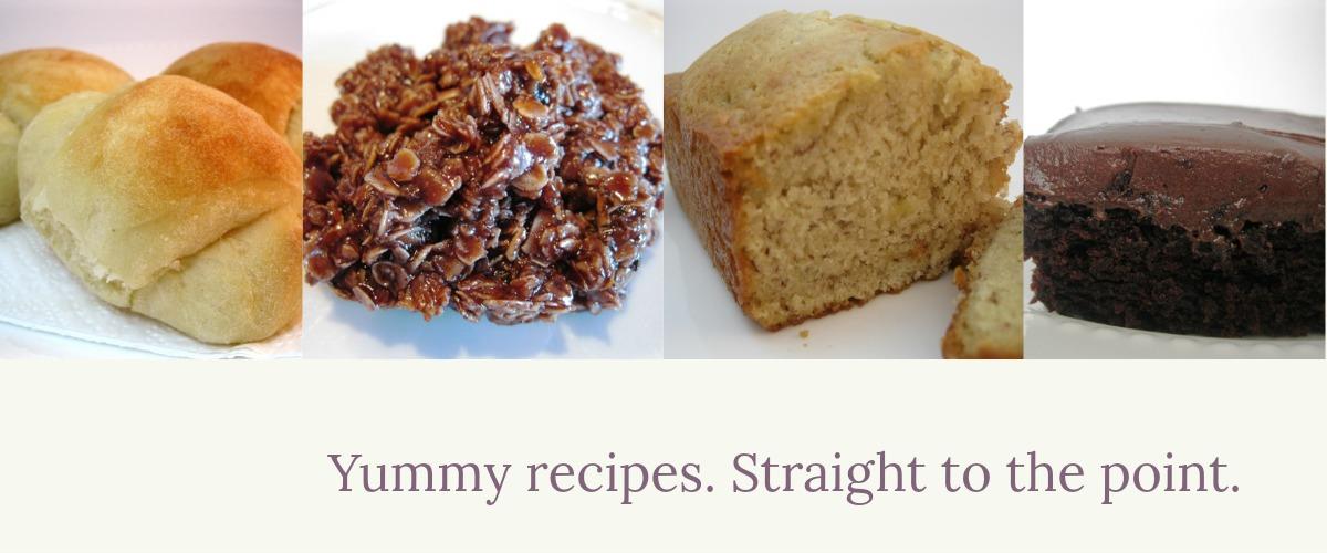 recipe slide
