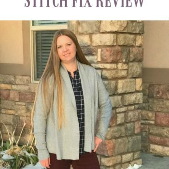 January 2018 Stitch Fix Review